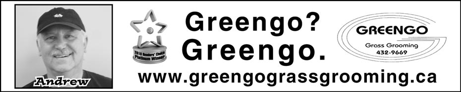 Spring ad 2013 for Greengo Grass Grooming