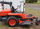 Kubota ZD 221 zero turn mower