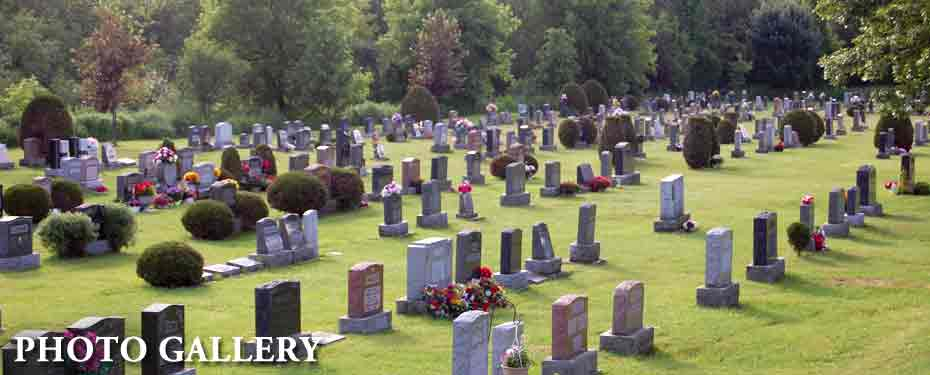 Decoration Day at Thompson Hill Cemetery (Renfrew, Ontario)